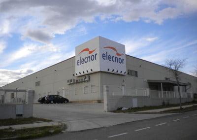 Rotulación en vinilo para empresa de Tarragona